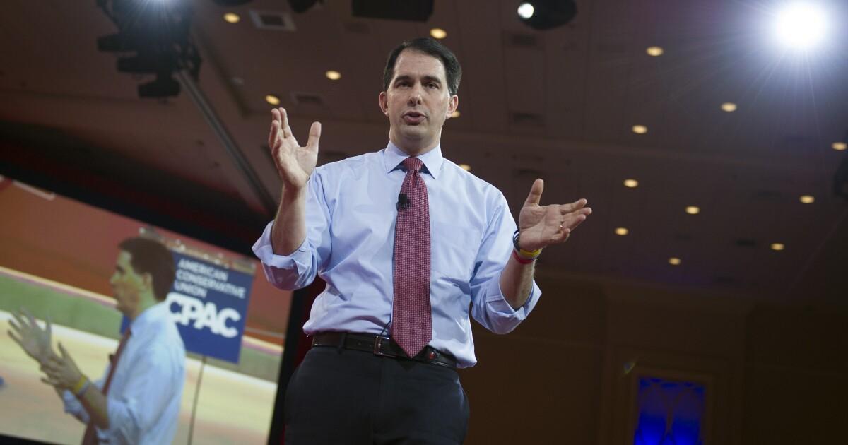 Koch machine to pour $1.3 million into Scott Walker's Wisconsin campaign