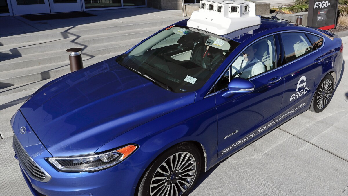 Congress en route to self-driving cars