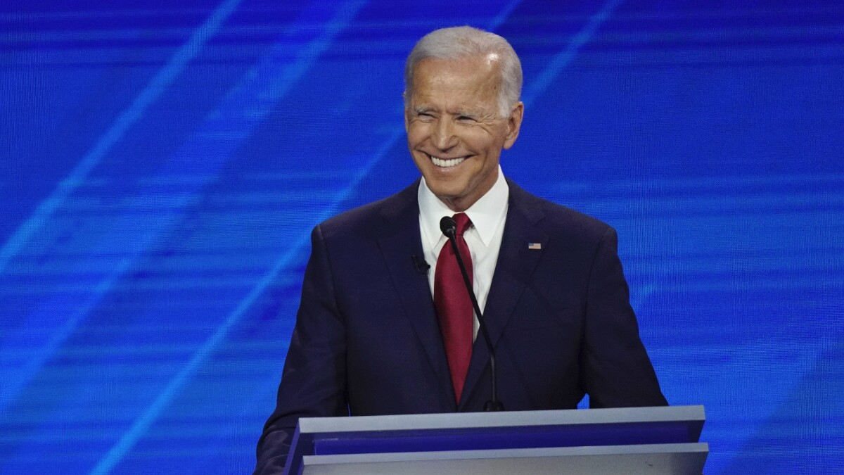 Biden nabs key Obamaworld endorsement in 'Super Tuesday' state of Alabama