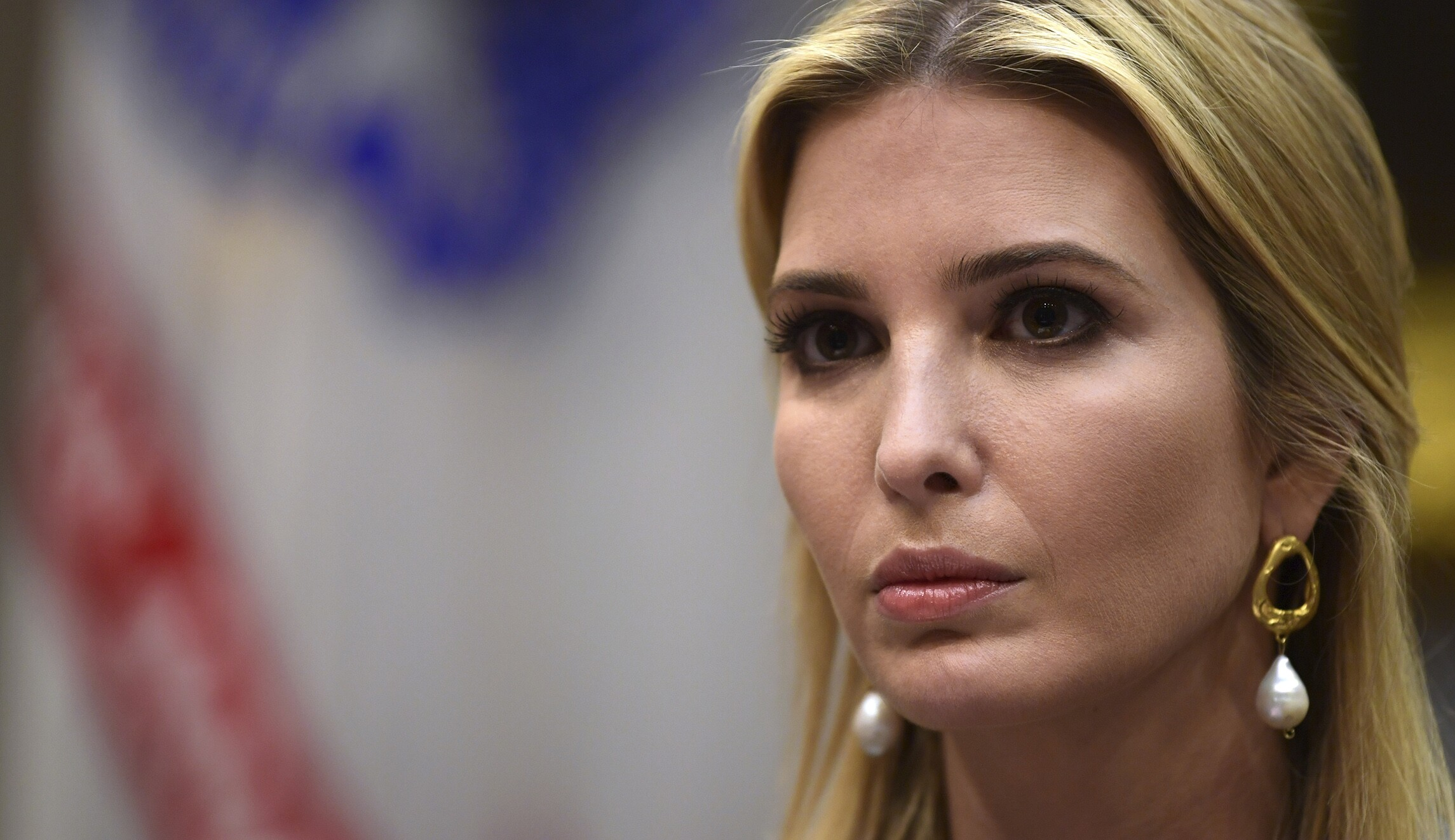 Ivanka Trump's mission to stop human trafficking