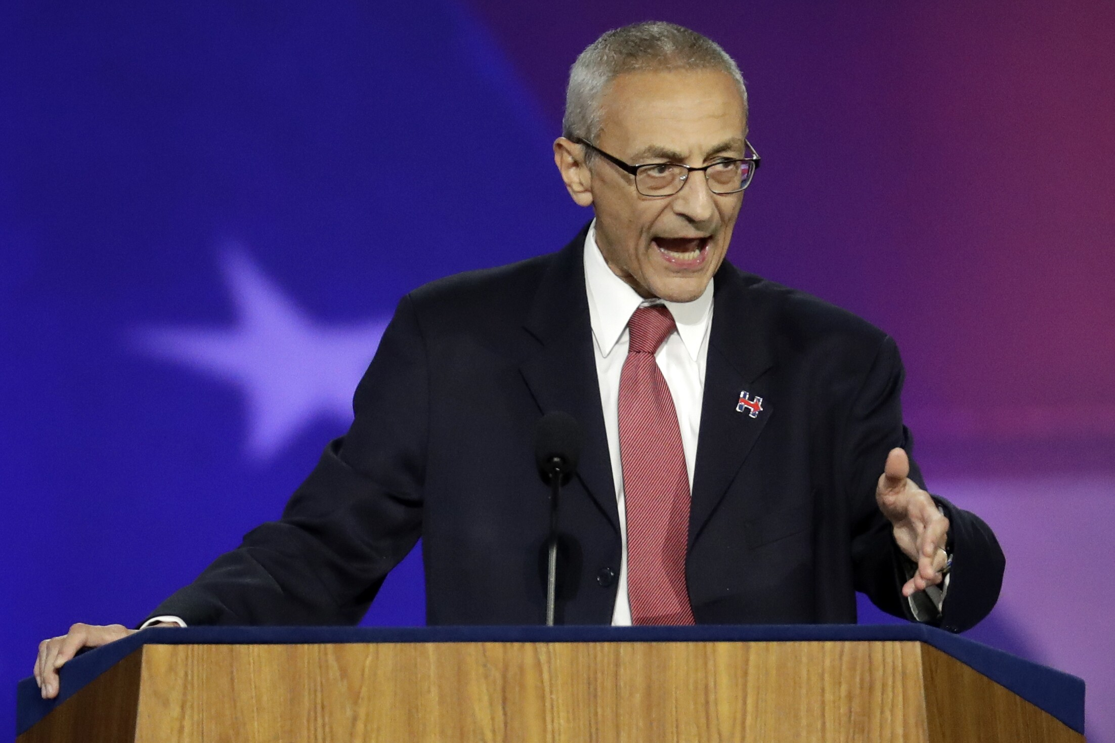 John Podesta Slaps The Daily Caller With A CeaseAndDesist Letter