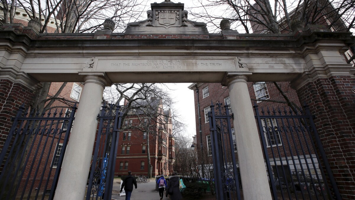 'Cultural insensitivity': Harvard students condemn campus newspaper for asking ICE to comment on recent protests