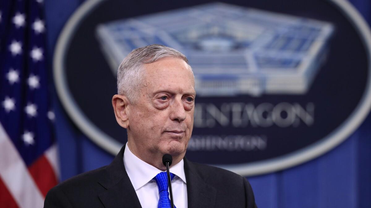 Mattis blasts 'indifferent' Biden for bungling Iraq: 'The enemy gets a vote'