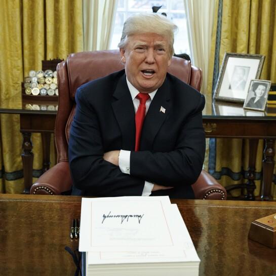 Trump Taxes New York State: Byron York