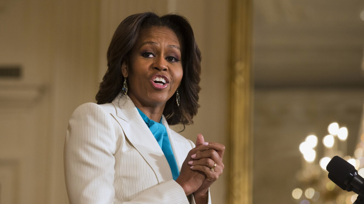 Michelle Obama stays at $23M 'shark house' in Hollywood Hills