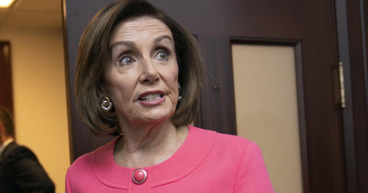 Pelosi won't return Facebook chief's calls