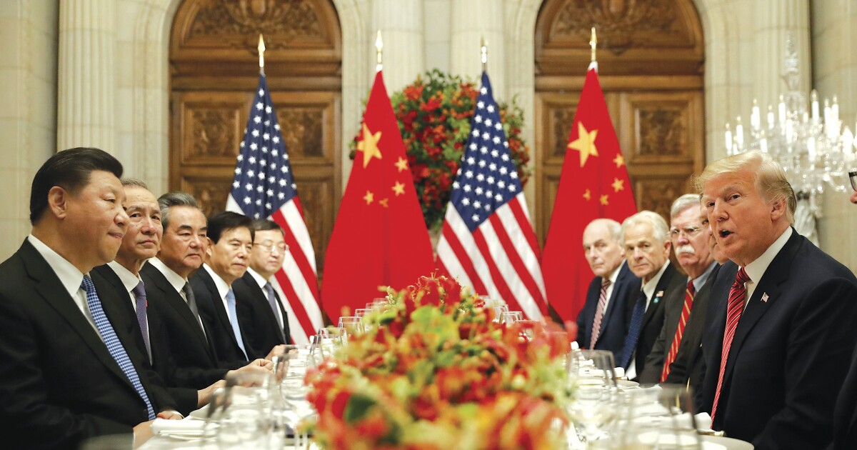 End in sight for China trade war