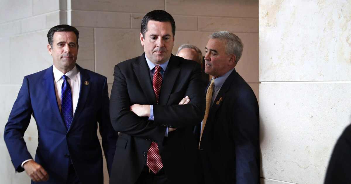 #GoodLuck: Odds stacked against Devin Nunes in his lawsuit against Twitter