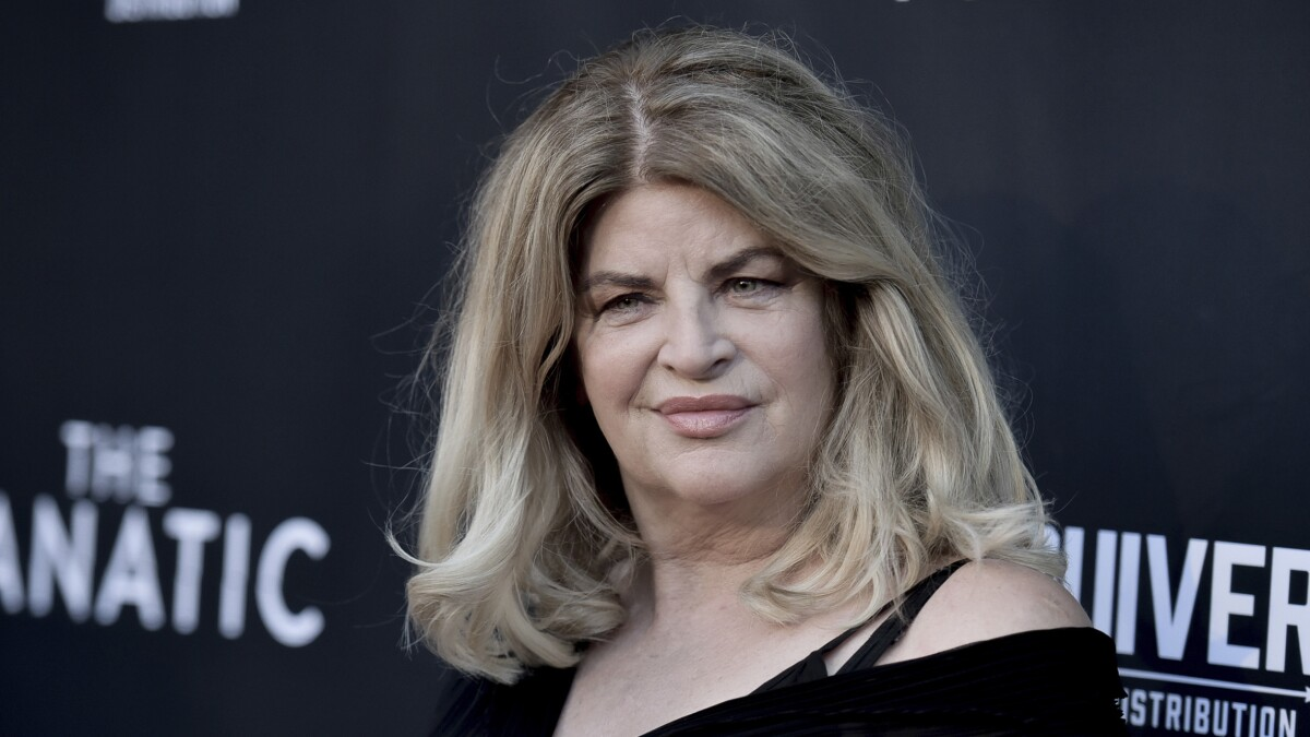 'WE are the same species!': Kirstie Alley calls Hollywood stars 'hypocrites' for stances against Trump supporters