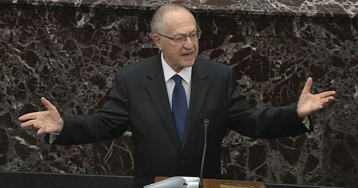 'Schumer and Pelosi have to go': Dershowitz says Democrats 'need new leaders' after Trump acquittal