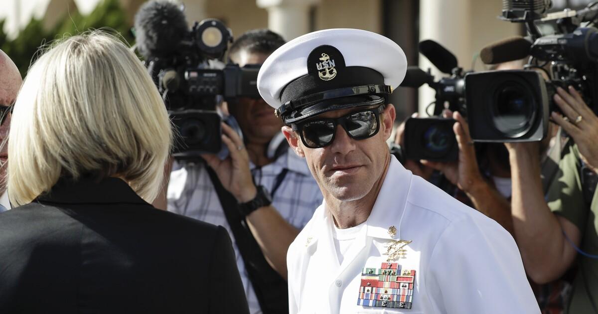 'You are a true leader': SEAL Eddie Gallagher thanks Trump following firing of Navy secretary