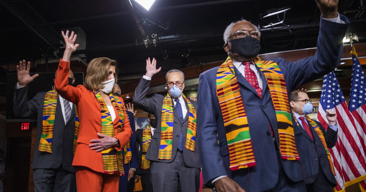 Democrats: America is a 'white supremacy' nation