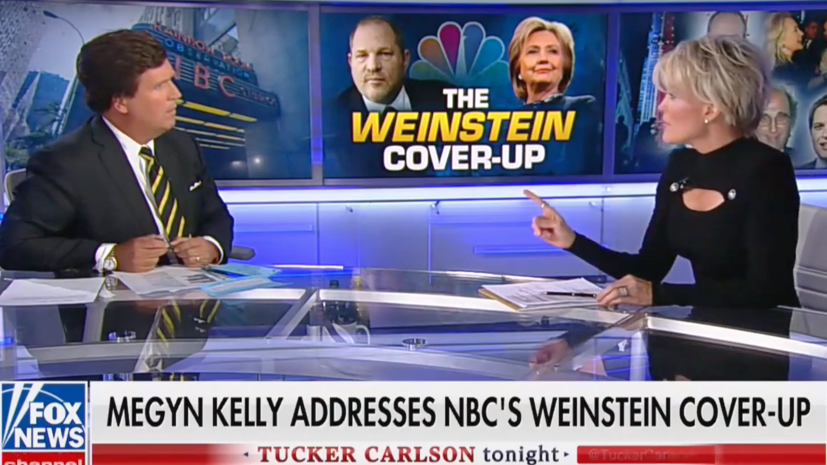 'Legal sleight of hand': Megyn Kelly criticizes NBC conduct in first Fox News appearance since 2017