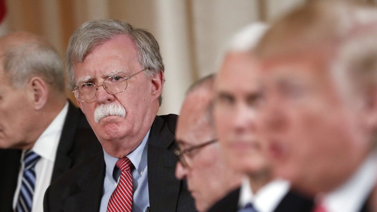 Devin Nunes: John Bolton was warned about Obama holdovers who 'spy' in Trump White House