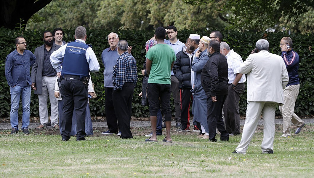 Christchurch Shooting Manifesto: 'One Of New Zealand's Darkest Days' As Racist Manifesto