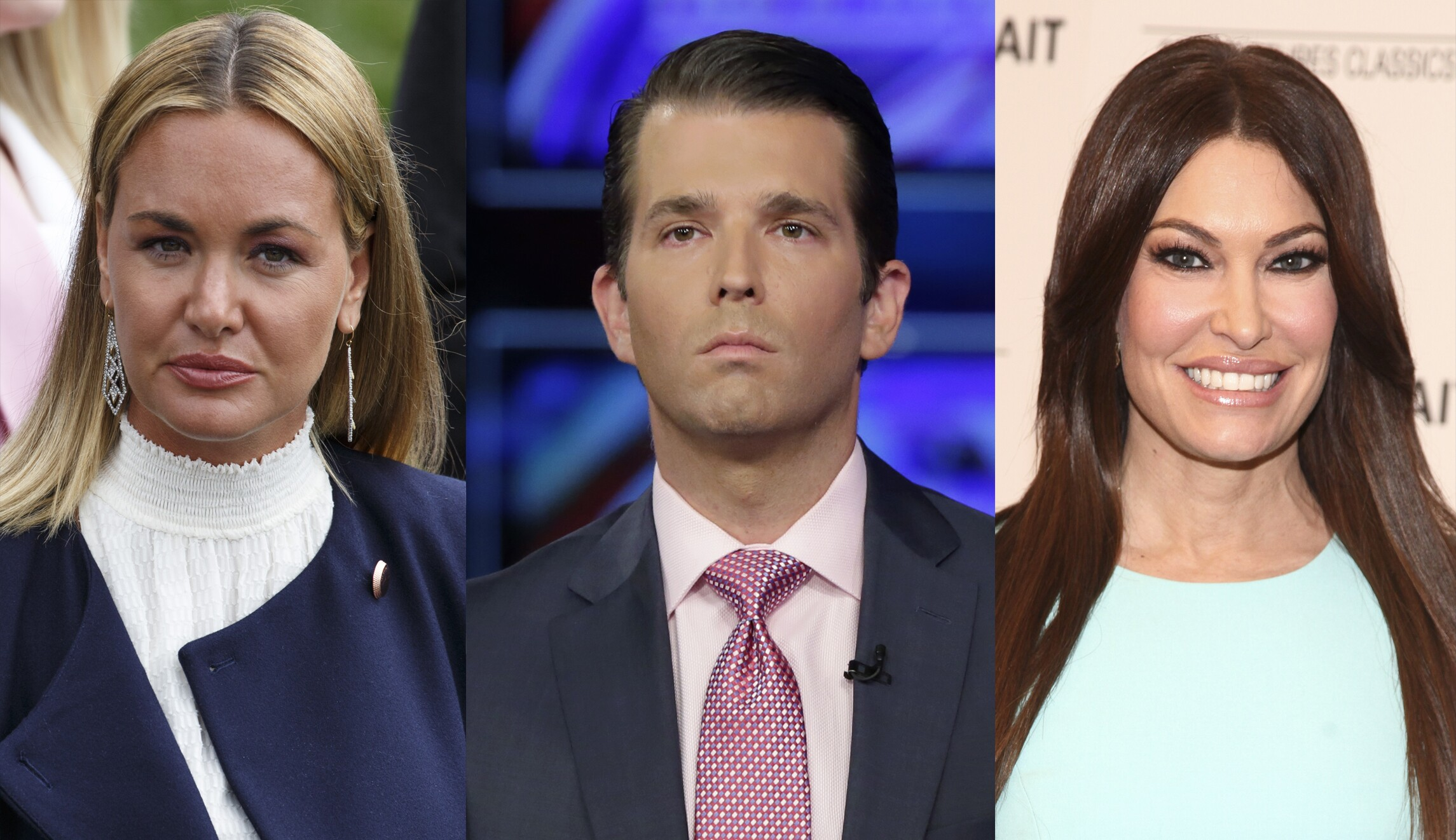 Vanessa Trump Skewers Medias Coverage Of Trump Jr Kimberly Guilfoyle Romance Rumors