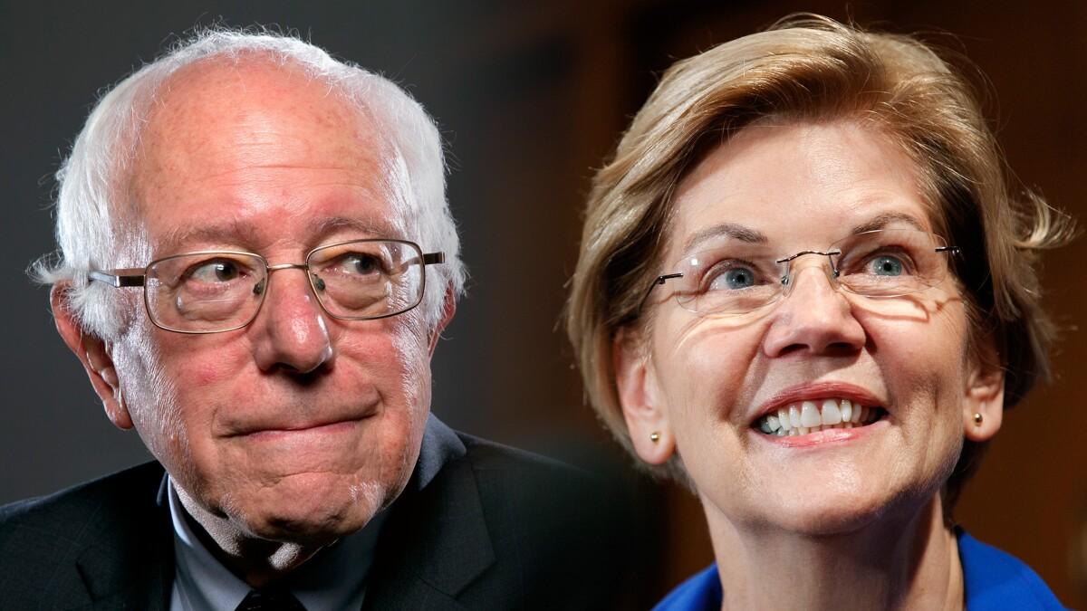 Ultra-progressive Working Families Party endorses Warren over Sanders
