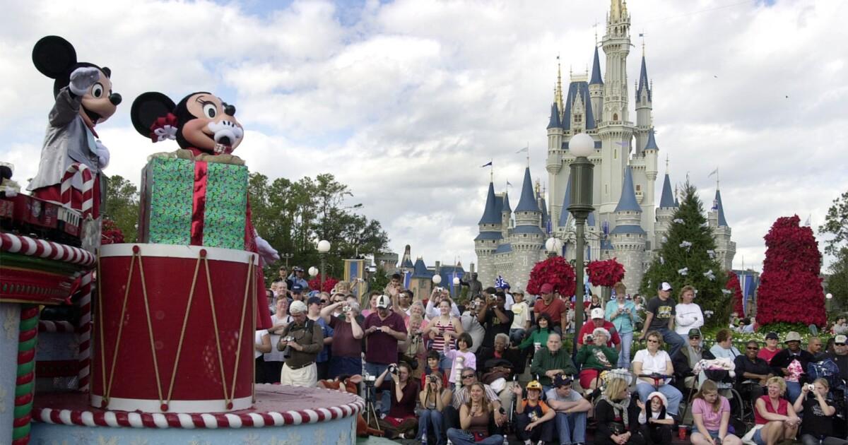Walt Disney World plans to reopen in July...