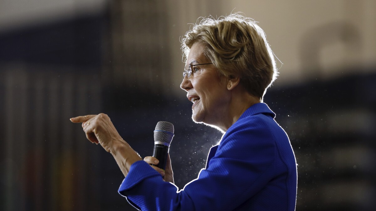 'Do the math': Elizabeth Warren insists 'wealth tax' will pay for spending wish list