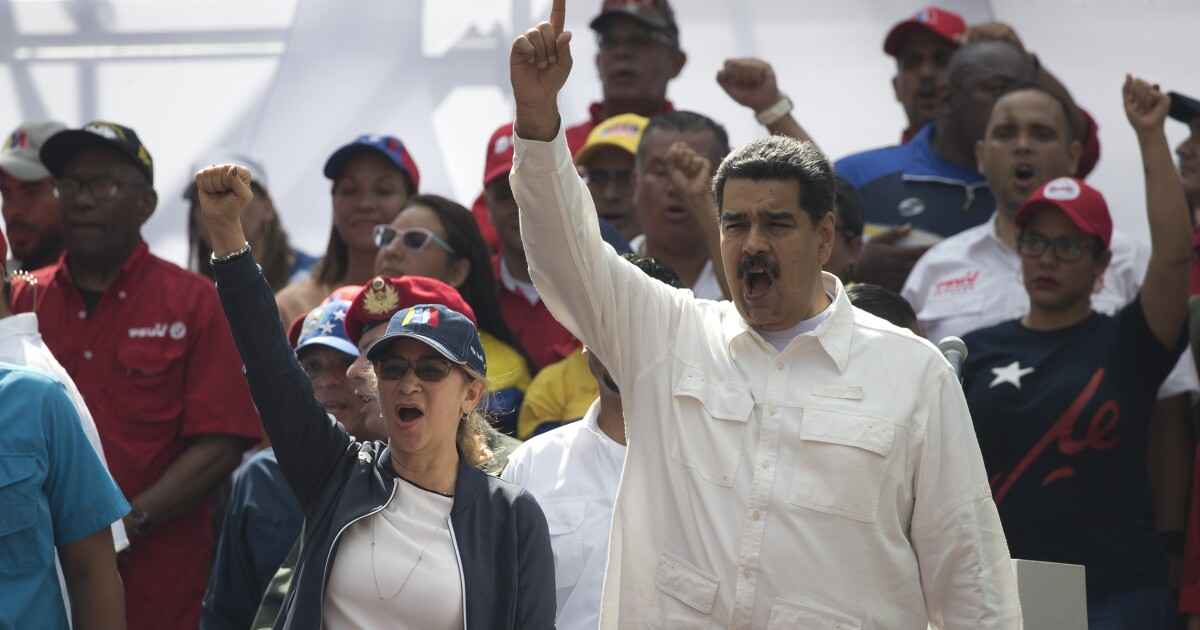 Maduro's latest outrage proves the Trump administration is failing in Venezuela
