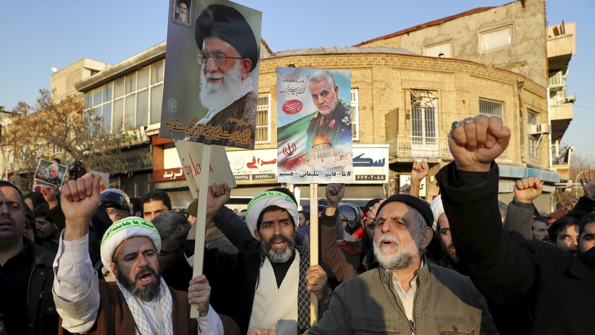 Ayatollah Khamenei is preparing Iran for his death