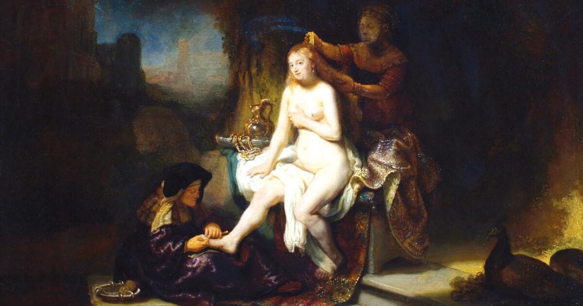 The Triumph of Rembrandt