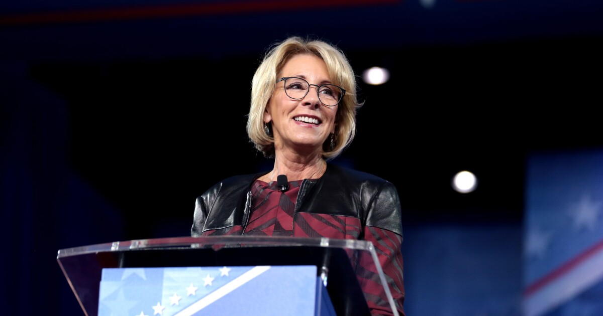 With Its Response To Devos Title Ix Changes The Aclu Comes Out