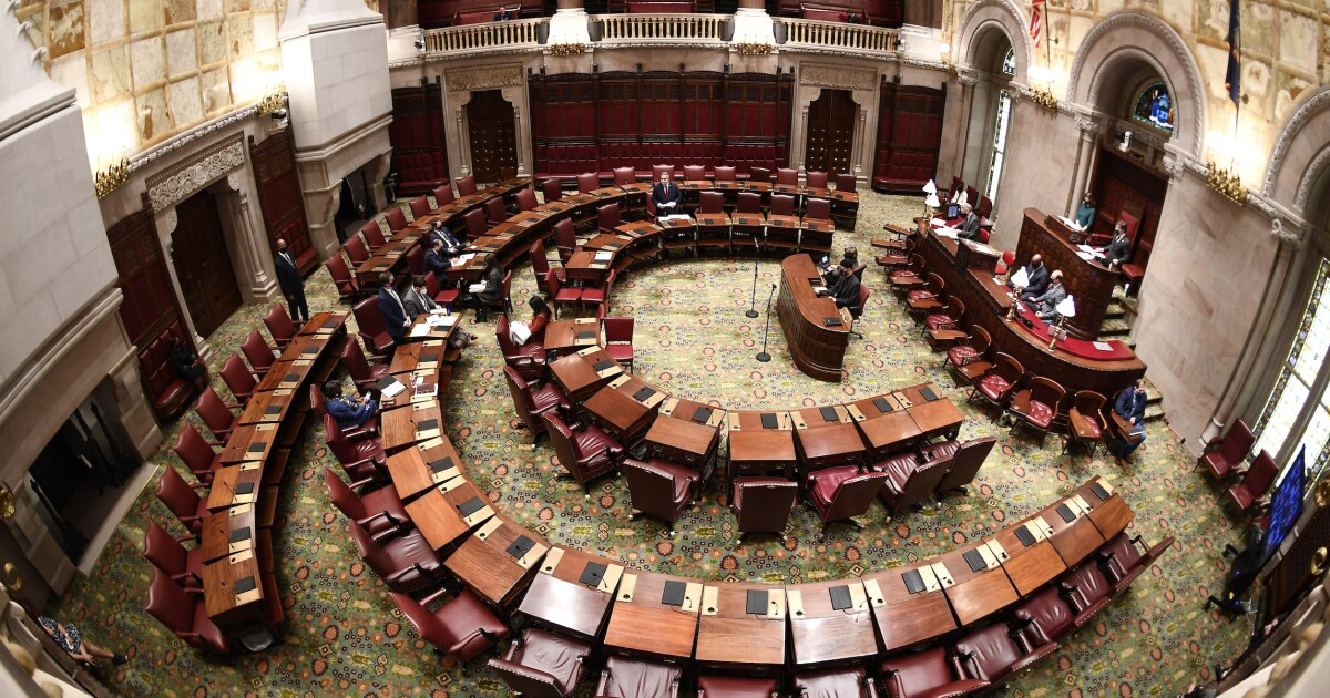 Three New York GOP House members eye governor race as unfavorable redistricting looms