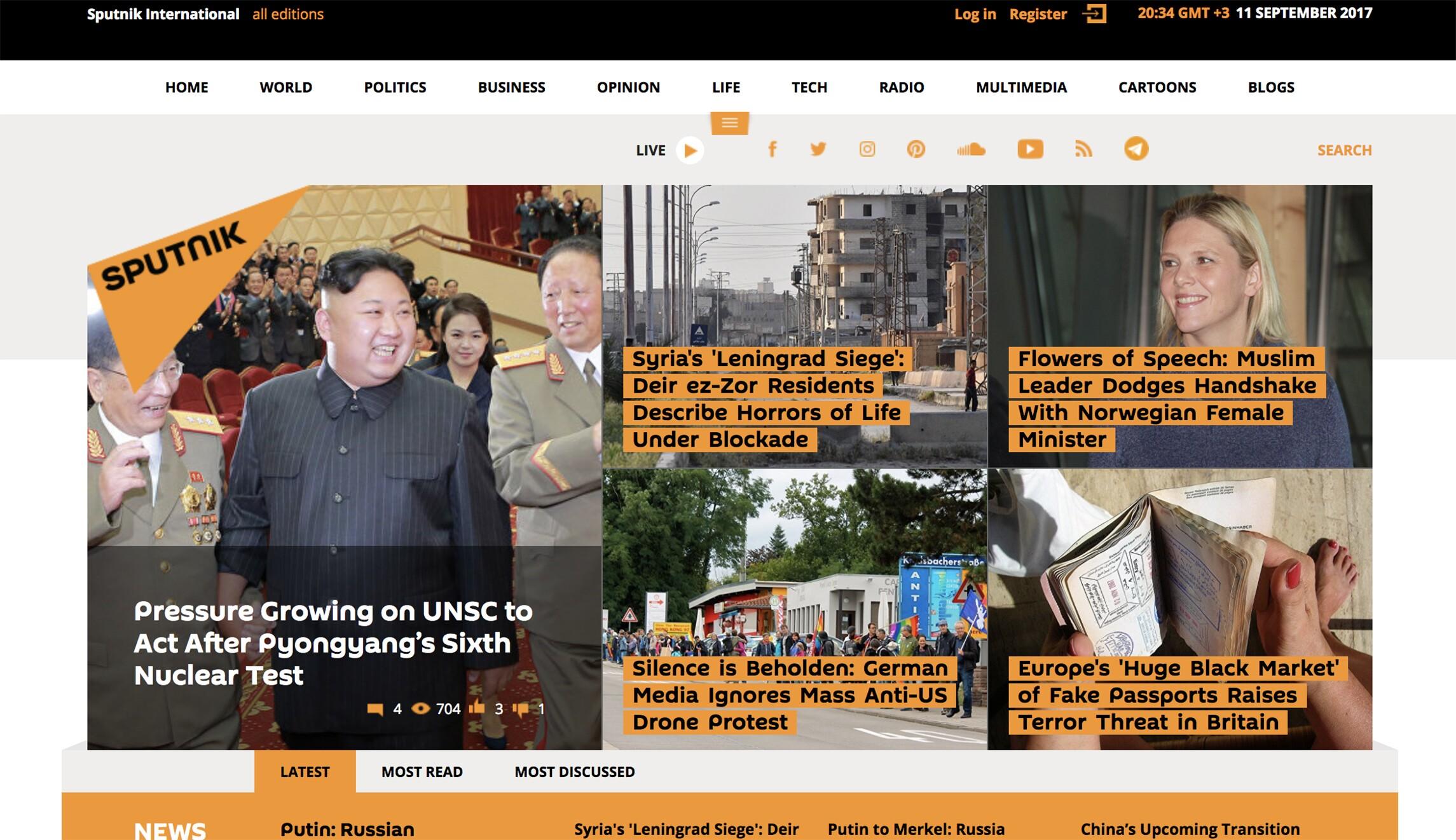 FBI gets Sputnik emails, critics see \'red line for media\' crossed in ...