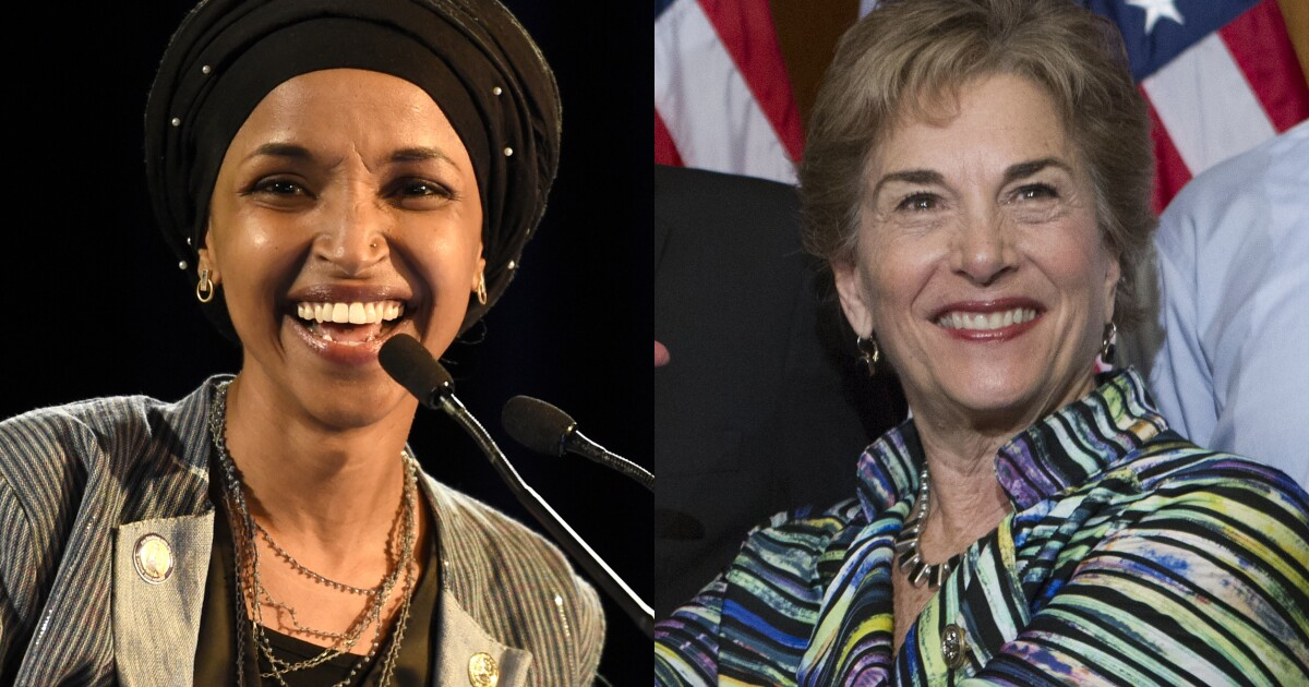 Ilhan Omar: 'Midwest values' unite me with Jewish congresswoman