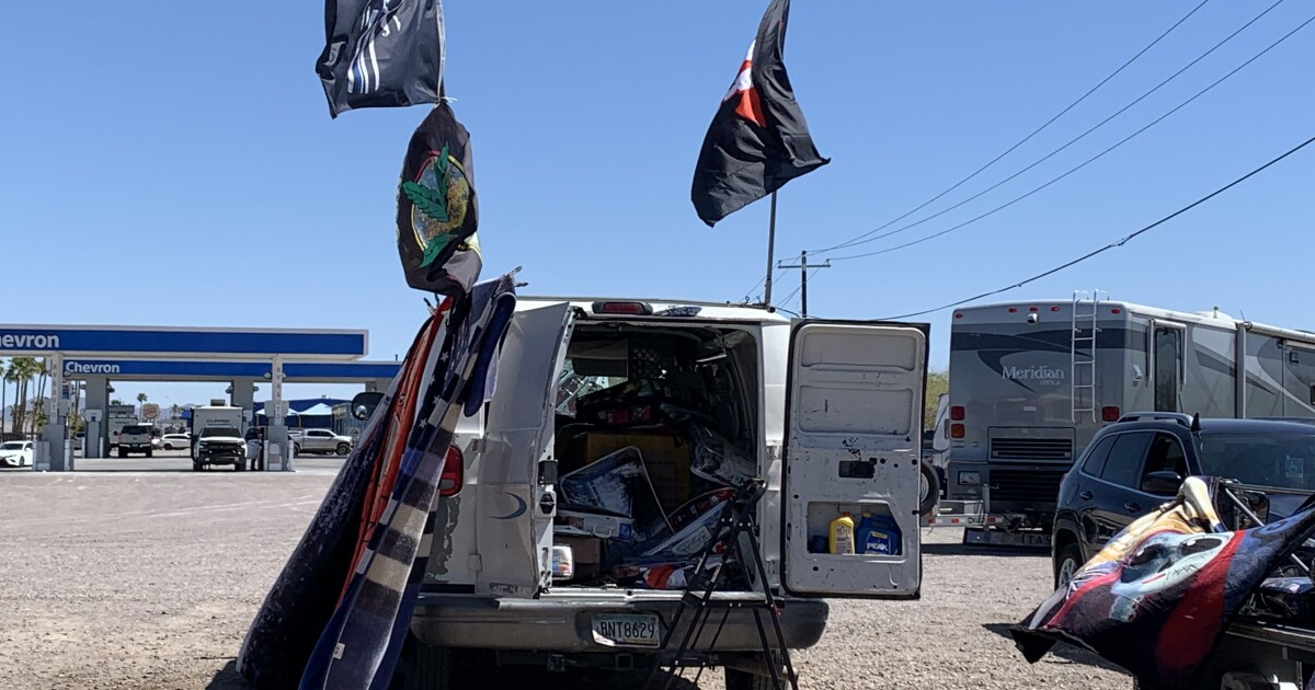 Border towns struggle to afford the surge