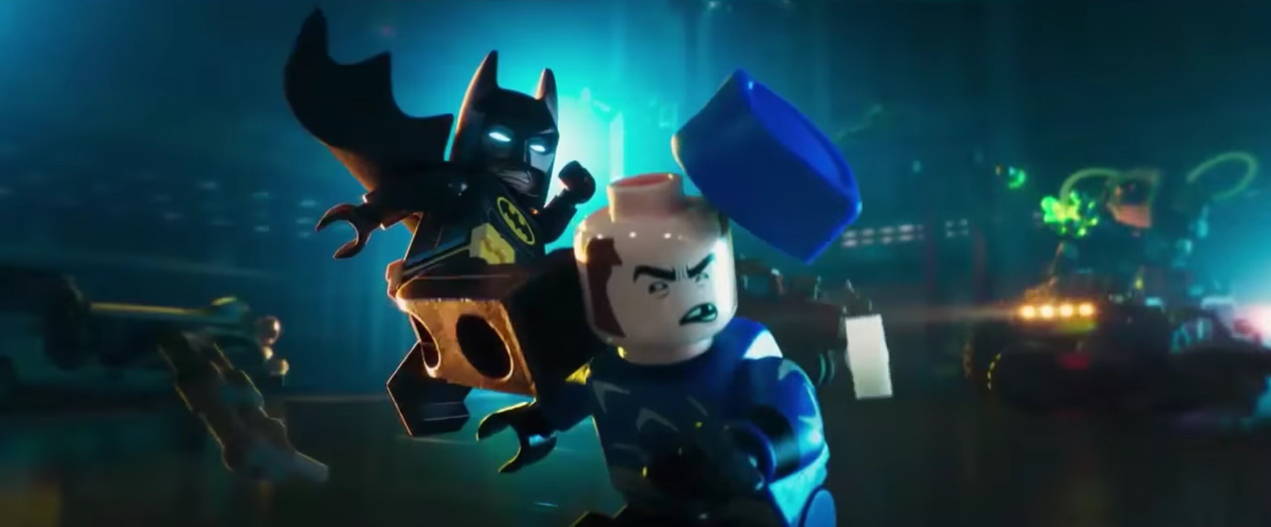 What The Lego Batman Movie Can Teach Us About American Politics