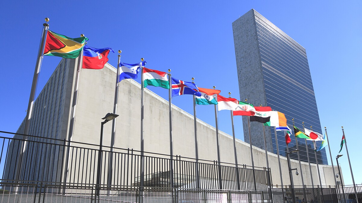 For once the UN calls out global anti-Semitism