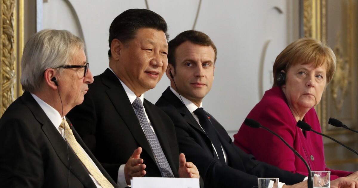 'Dictators': Europe is waking up to threats from China, defense experts say - Washington Examiner