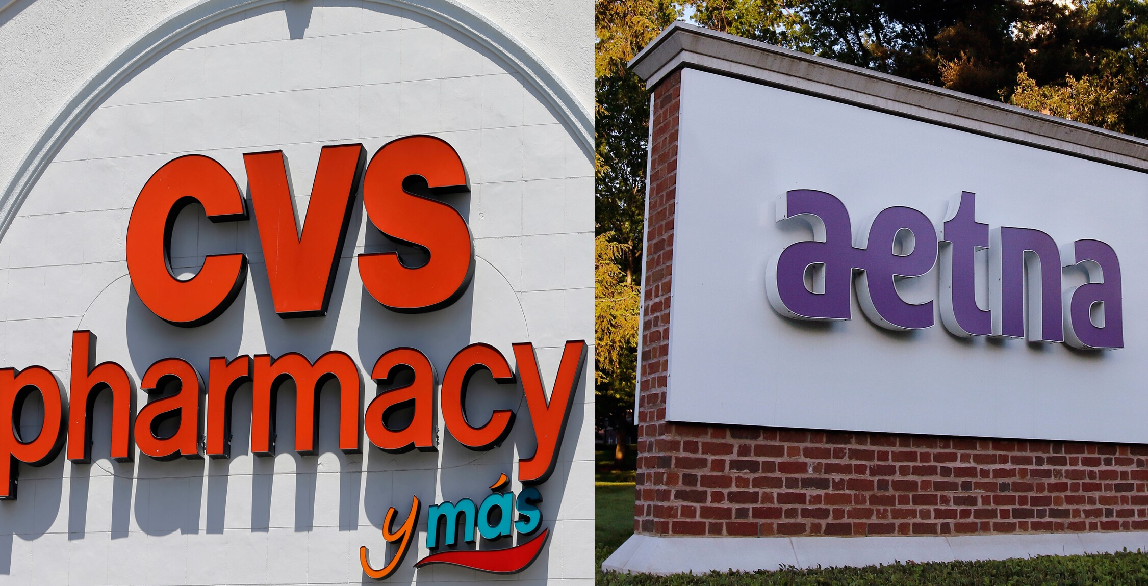 Department of Justice approves Aetna-CVS merger