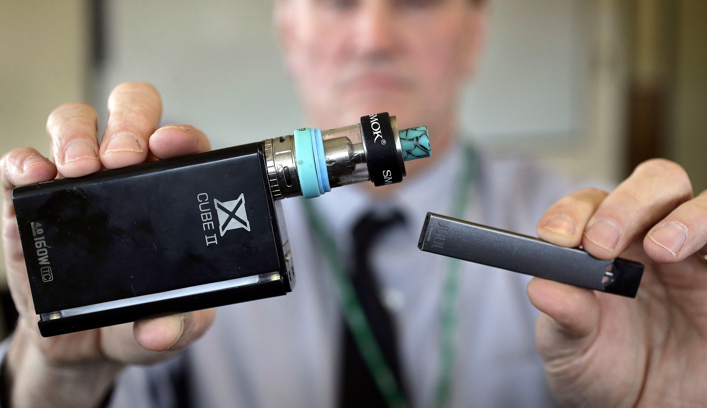 Despite JUUL crackdown, vaping is still (way) safer than smoking