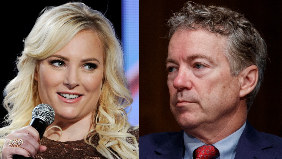 Meghan McCain should check her family history before saying anyone has 'blood on their hands'