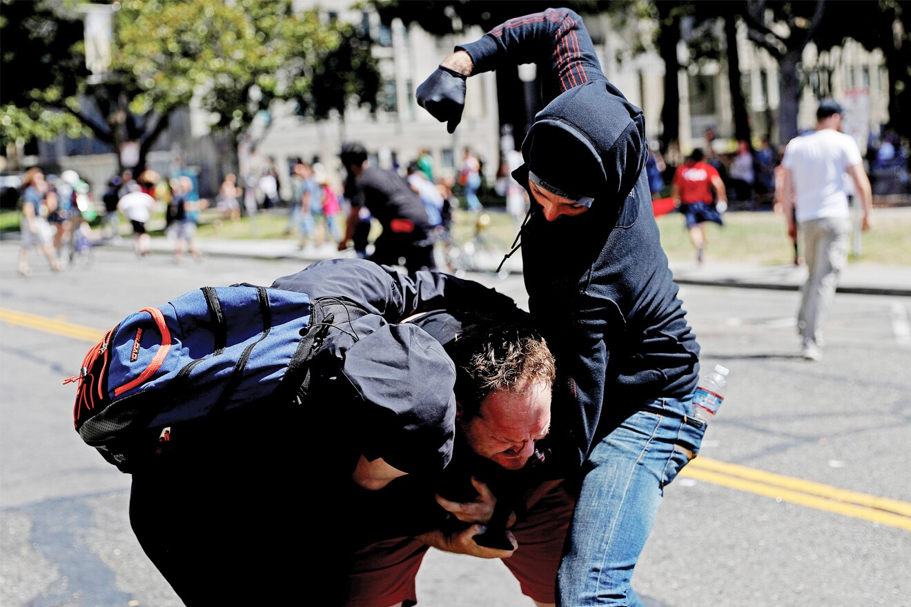 A Beating in Berkeley