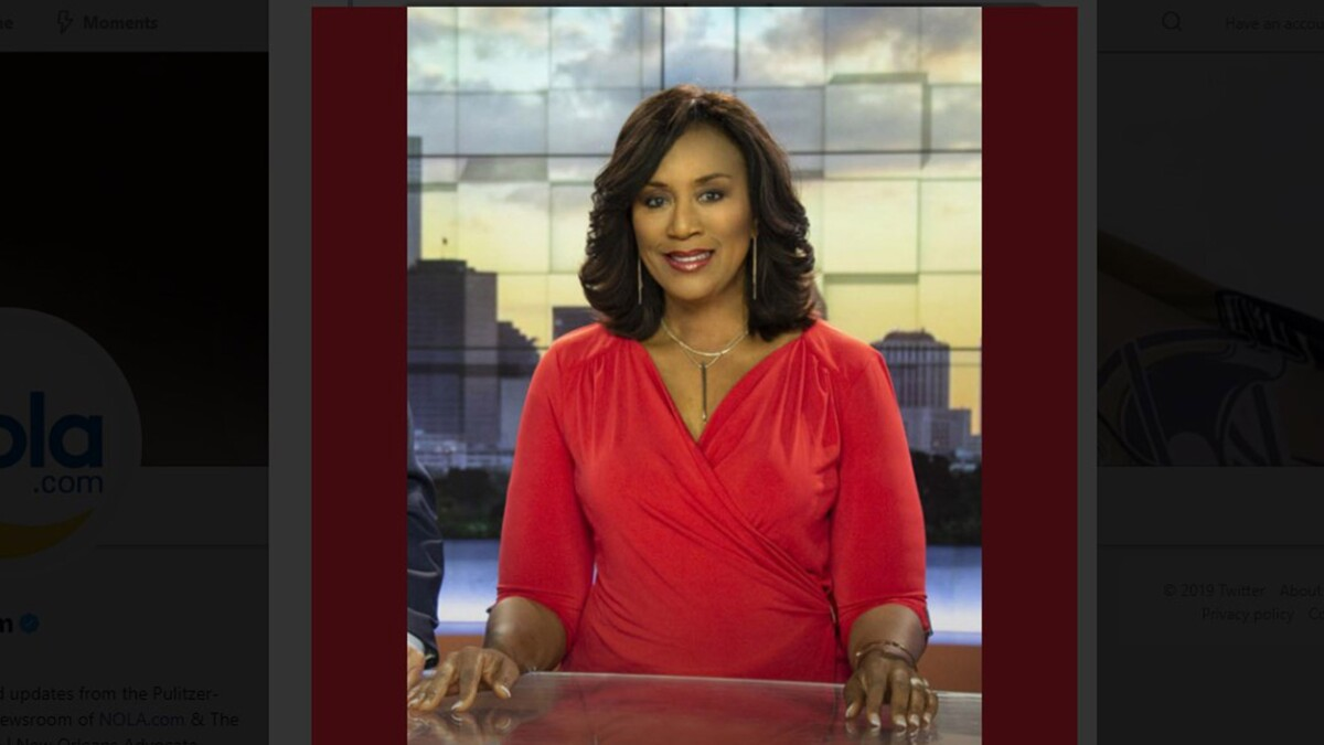Award-winning New Orleans TV anchor killed in plane crash while filming for story