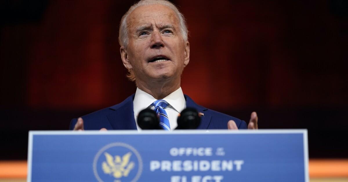 Dems think low profile Biden will be key post-Trump