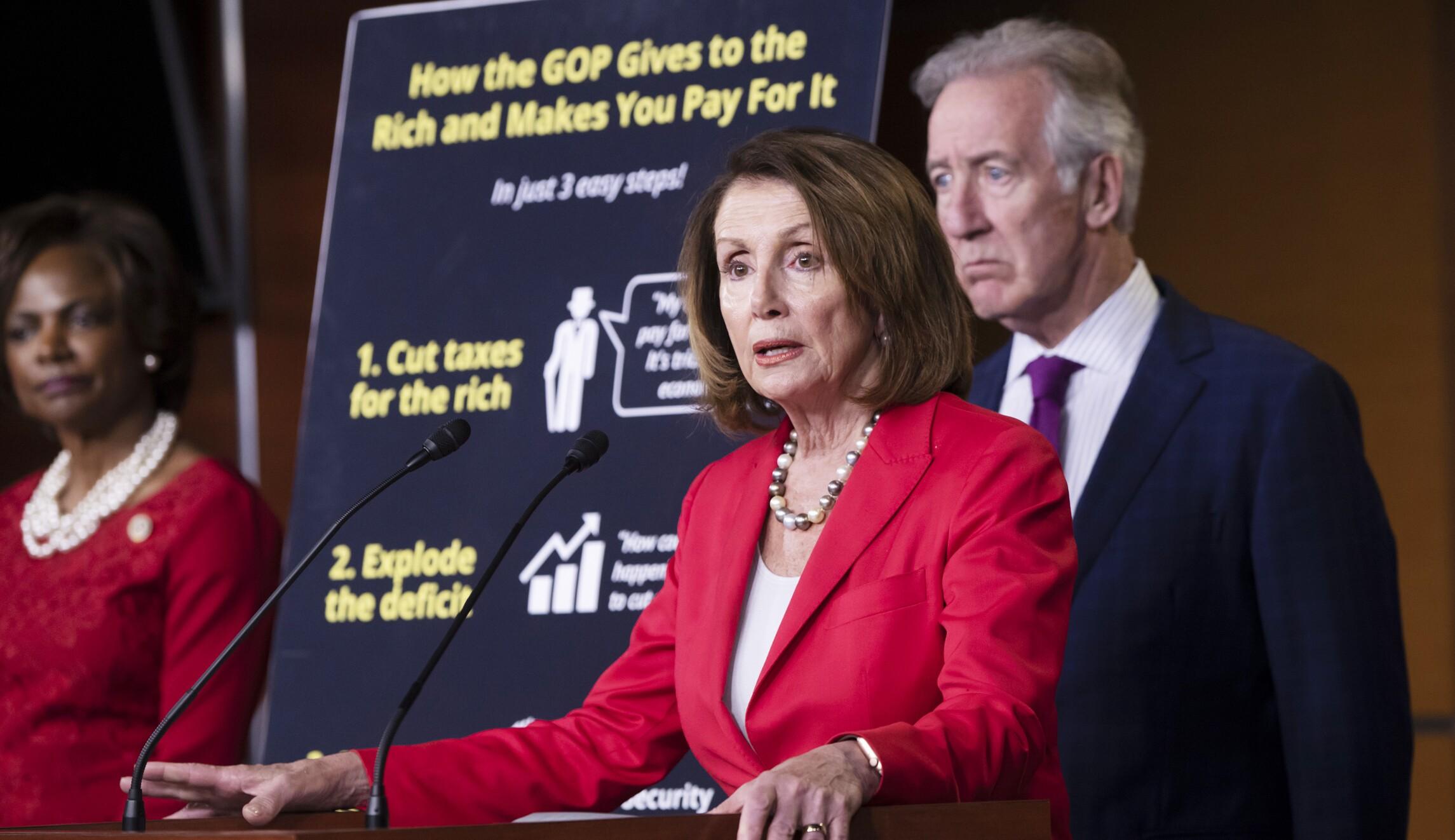 Trump eyes a tax break before 2020 election