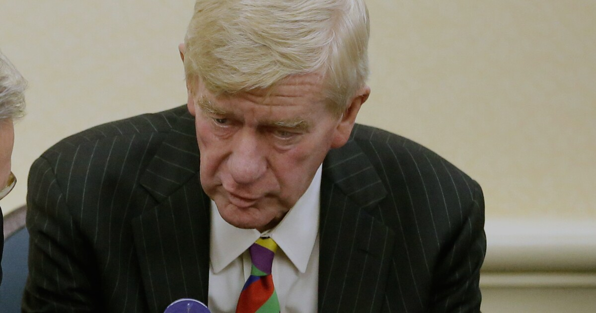 Bill Weld concedes GOP voters do not yet want his challenge to Trump
