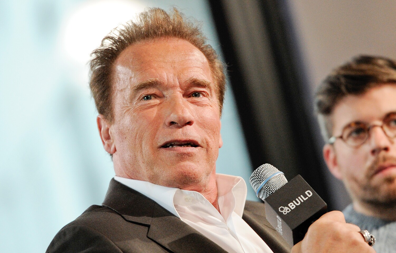 Arnold Schwarzenegger Calls Out Trump There Are Not Two Sides To Hate