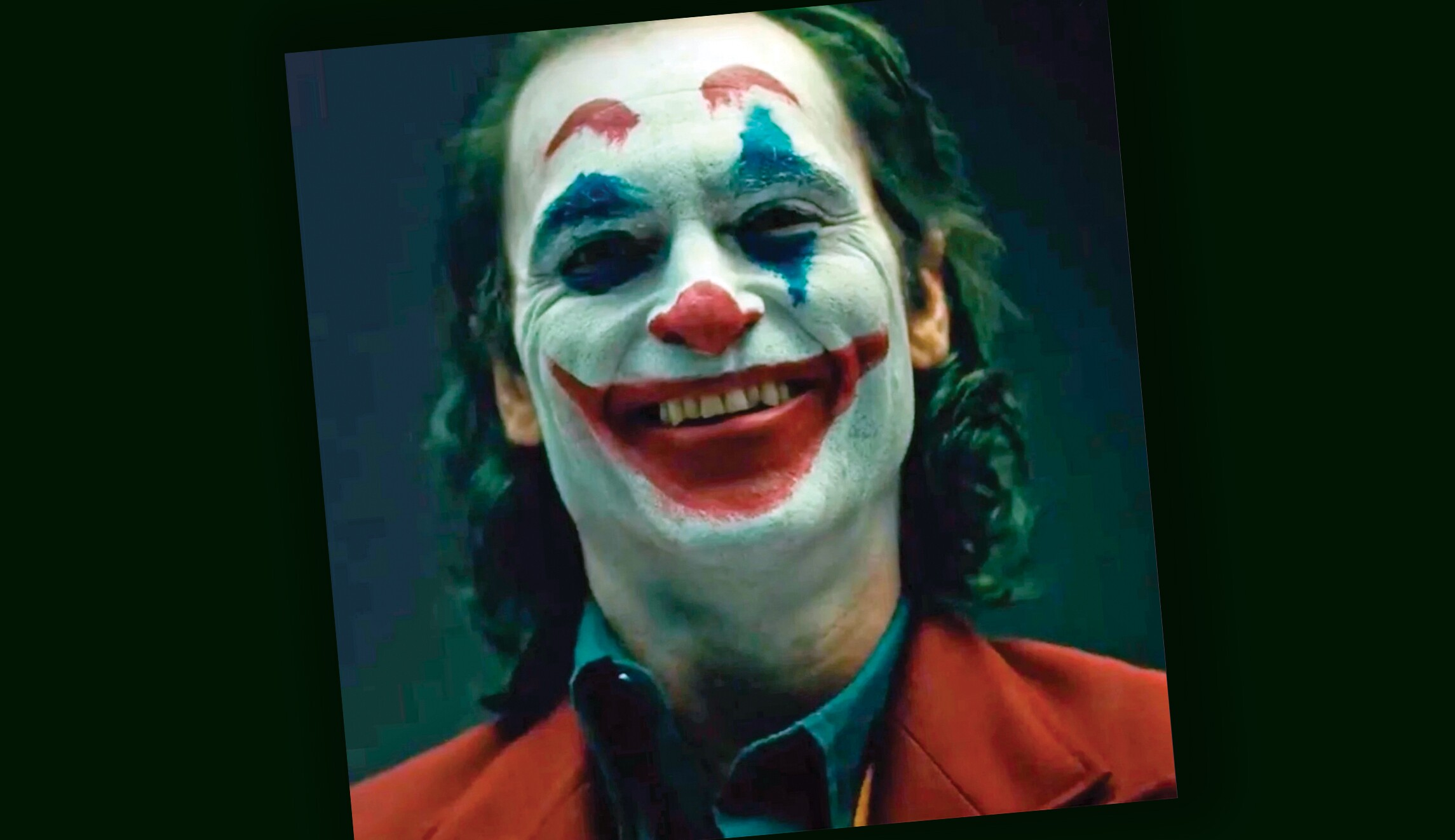 Then and Now: The Joker