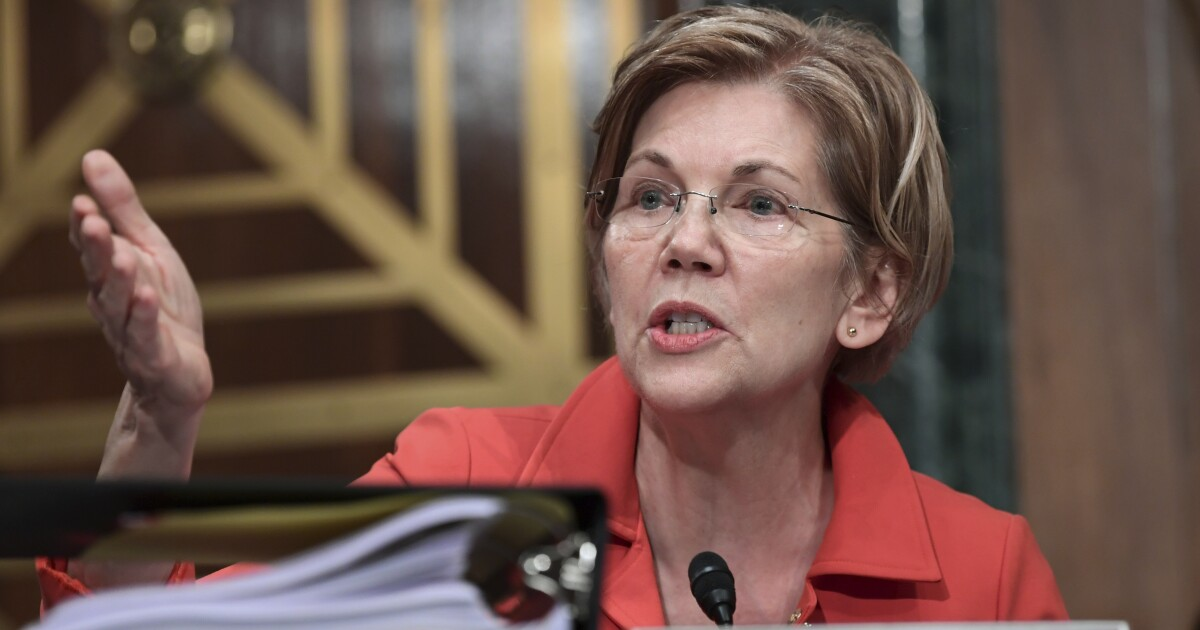 Elizabeth Warren sends $175,000 to Democratic groups working to retake state legislatures