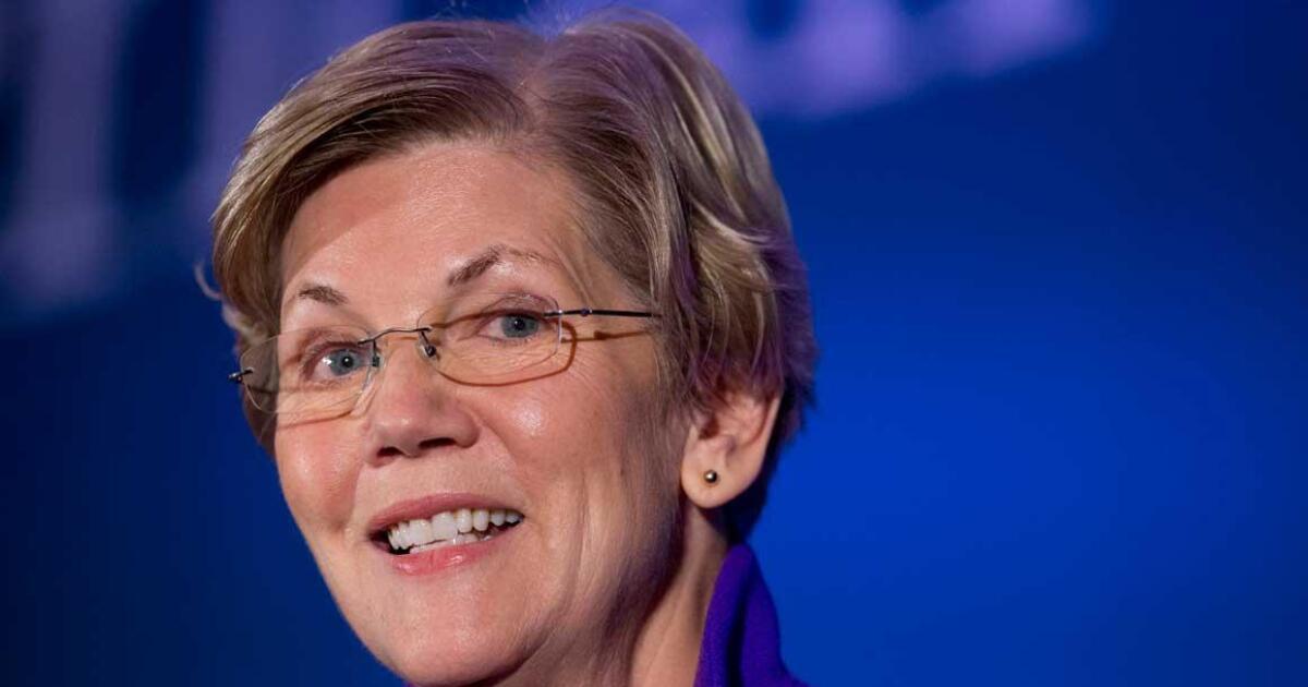Elizabeth Warren just went full Karen on cryptocurrency