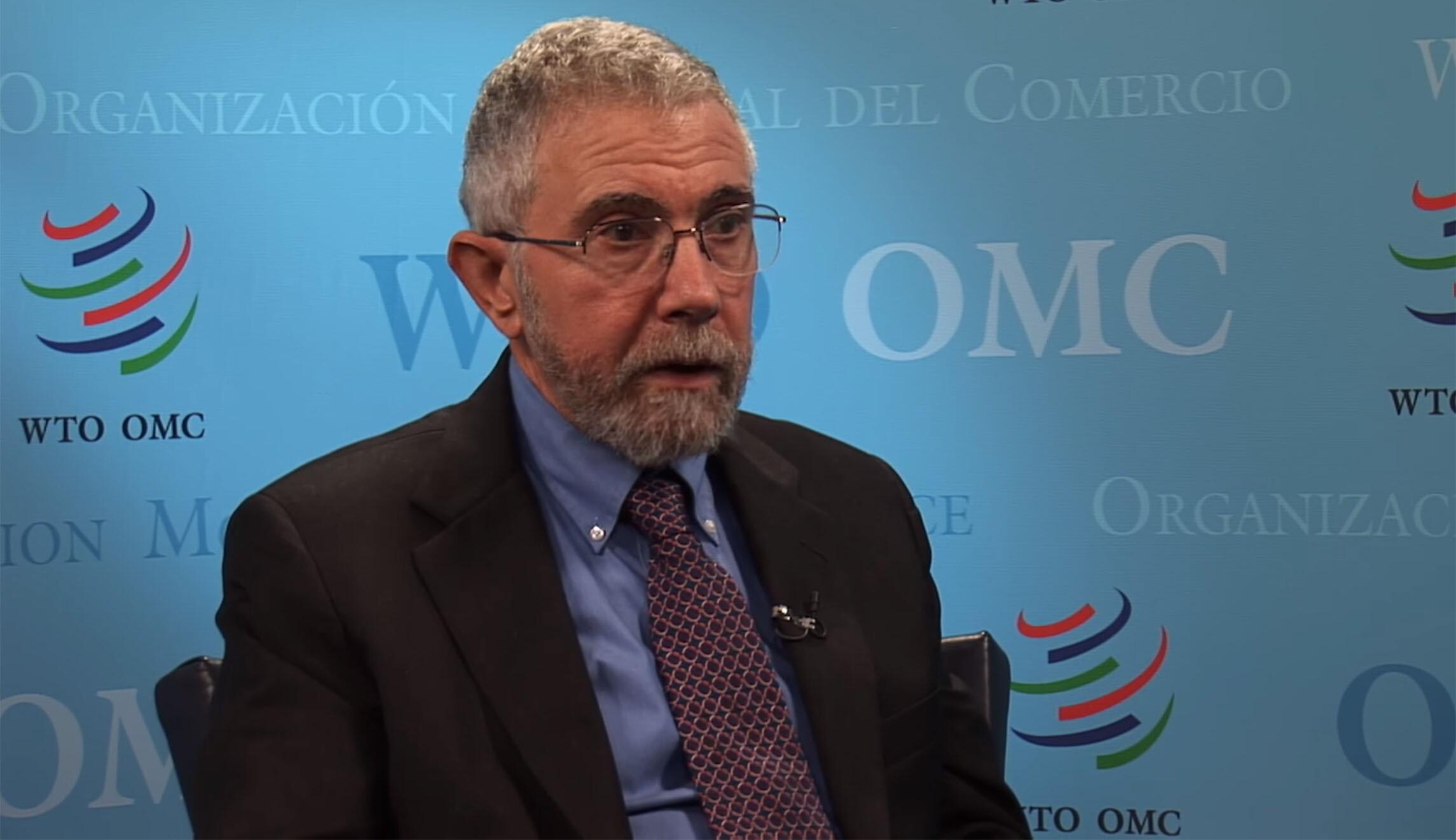 Paul Krugman-screenshot