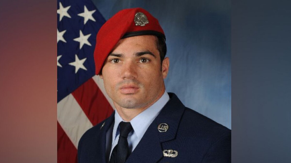 'Dedicated himself to God': Air Force identifies special forces staff sergeant who fell from C-130 into Gulf of Mexico