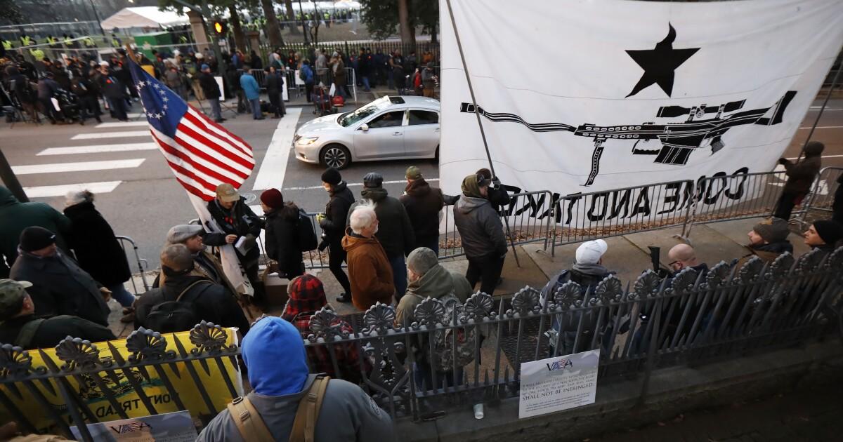 Rally organizer: 'Specific threats' against pro-gun speakers in Virginia