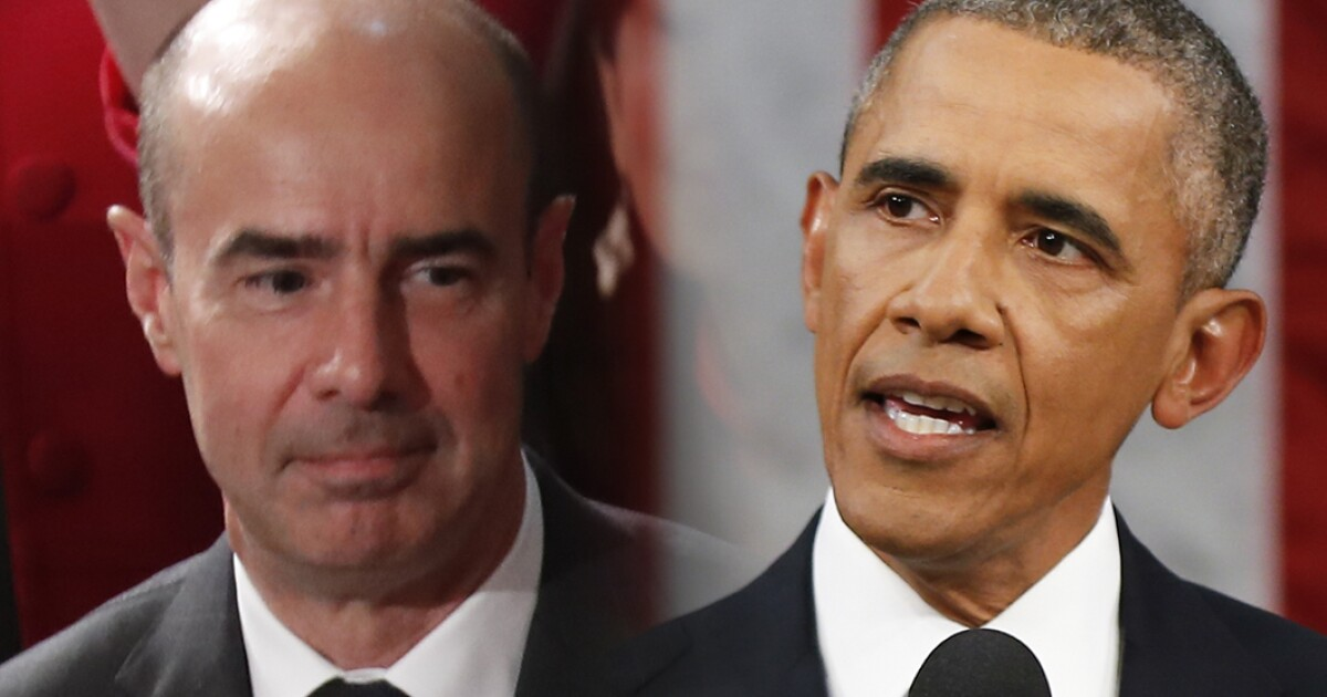 Image result for images, Eugene Scalia, Trump's labor nominee, frustrated Obama's agenda with mastery of legal minutiae